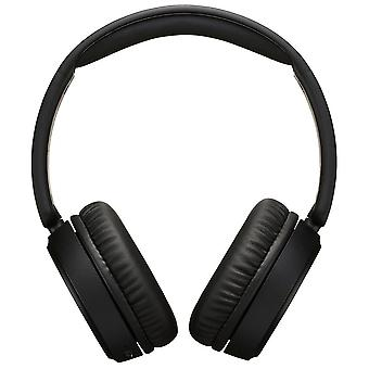 JVC Superior Sound Bluetooth-hoofdtelefoon met noise cancelling - Zwart (HAS65BNBU