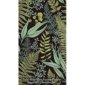 2021 Ferns TwoYearPlus Pocket Planner by Inc Sellers Publishing