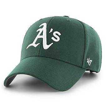 47 Brand Relaxed Fit Cap - MVP Oakland Athletics green