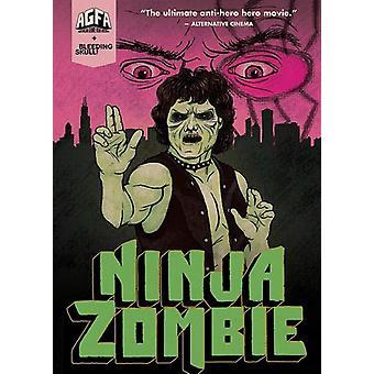 Ninja Zombie [DVD] Importación de EE.UU.