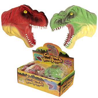 Fun Kids Dinosaur Hand Puppets X 1 Pack