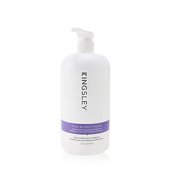 Pure blonde/ silver brightening daily shampoo 254753 1000ml/33.8oz