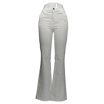 BROOKE SHIELDS Timeless Women's Jeans Timeless Flare White A351365
