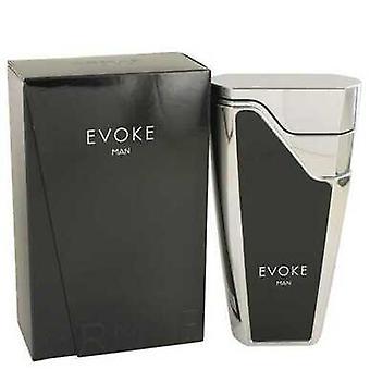 Armaf Evoke-tekijä Armaf Eau De Parfum Spray 2.7 Oz (miehet) V728-535913