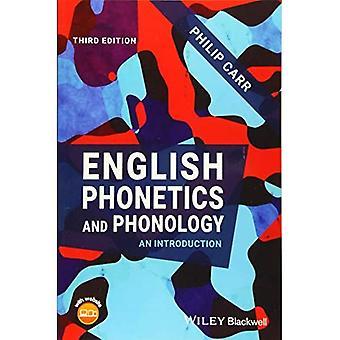 Engelsk fonetik og fonologi: en introduktion