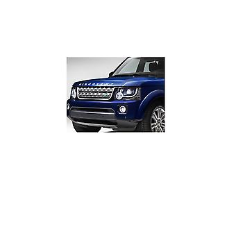 Titanium Silver DISCOVERY Land Rover Letters Sticker Stick On Badge For Front Grill Bonnet Badge Emblem And Rear