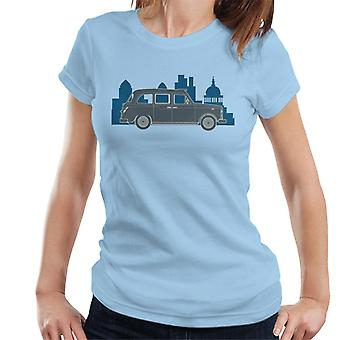 London Taxi Company TX4 Inom City Women's T-Shirt