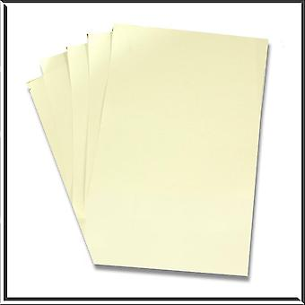 10 C6 Quarzo Inserts Pearlescent Double Sided 120gsm