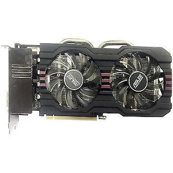 Placa video Asus Gtx 760 2GB 256bit Gddr5 Video Cards Pentru Nvidia Vga