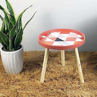 Children's Table Small Coffee Table Coffee Round Table Mini Bed Side Simple