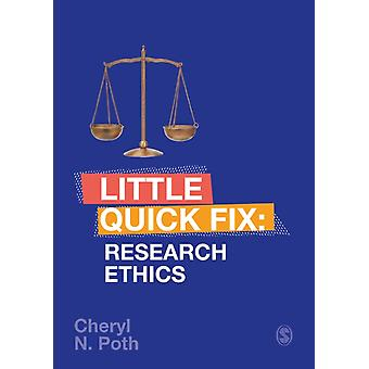 Research Ethics by Poth & Cheryl N.
