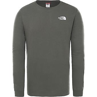 The North Face Simple Dome T93L3BKR5 universella året män t-shirt