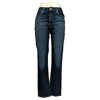 Levi's Women's Jeans Classic Straight Leg Lapis Dark Horse Blue