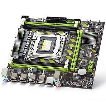 X79 X79g Základní deska Lga 2011 Usb2.0 Sata3 Podpora Reg Ecc paměti a Xeon E5