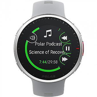 Polar 90083651 Smartwatch Vantage V2 Grey & Lime Premium Multisport Watch M/l
