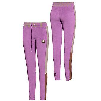 Puma X Rihanna Fenty Womens Fitted Track Pants Bottoms Violet 577336 02 A94D
