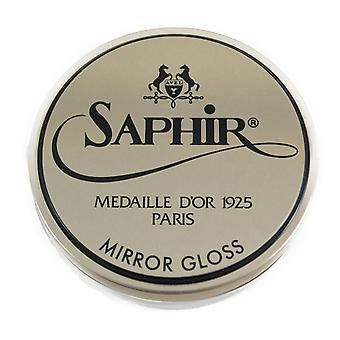 Saphir Medaille DOr Mirror Gloss 75ml Black, Neutral, Dark Brown and Burgundy-Burgundy