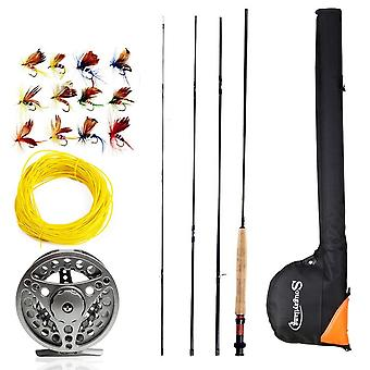 Fly Fishing Rod Set