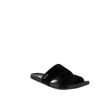 Reaction Kenneth Cole | Slim Square Cut Out Flat Sandals