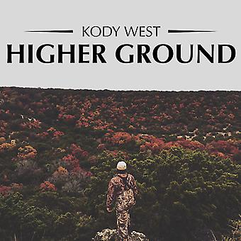 Kody West - Higher Ground [CD] Etats-Unis importation