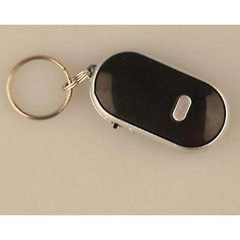 Anti-lost Led Key Finder Find Locator Keychain, Whistle Beep Sound Control
