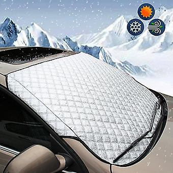 Practical Car Windscreen Dust Protector Cover
