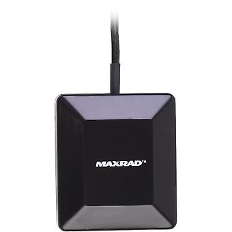 Active GPS Antenna, Magnetic Mount, 26 dB, SMA
