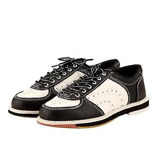Men Bowling Shoes, Breathable Sole Sneakers