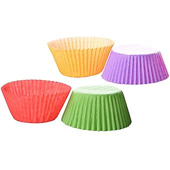 Rainbow Muffin Cases - Pack of 100