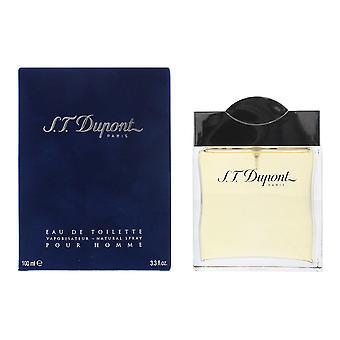S.T. Dupont Pour Homme Eau de Toilette 100ml Spray