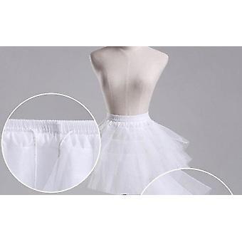 Short Bridal Lolita Skirt