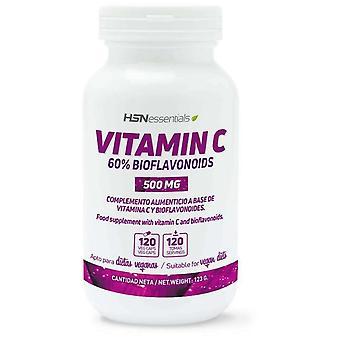 HSN فيتامين C 500 ملغ كبسولات نباتية