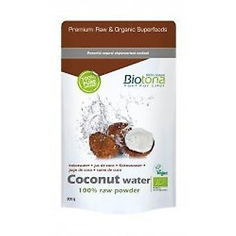 Biotona Kokoswasser Beutel 200 gr Bio