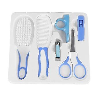 Babyer nagel hår manikyr borste barn grooming kit