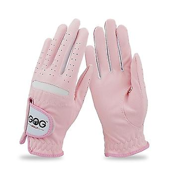 Professional Breathable  Soft  Golf Gloves