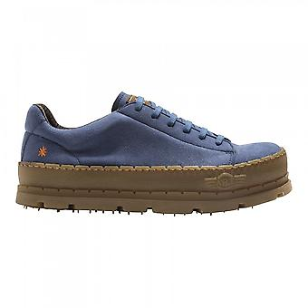 The Art Company 1773 Blue Planet Shoe Suede Navy