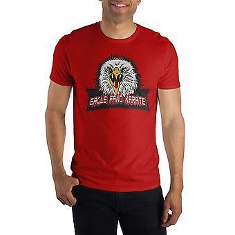Cobra Kai Eagle Fang Karate T-paita