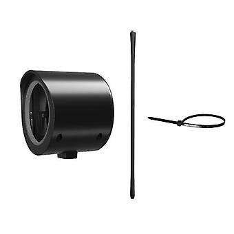 Versatile supporto twist compatibile con il supporto flessibile Gooseneck per interni Google Nest Cam per la fotocamera interna Nest, collega la tua Nest Cam indoor dove vuoi senza attrezzi o danni alla parete