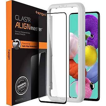 Spigen AlignMaster FC Glas skärmskydd Kompatibel med (mobiltelefon): Samsung Galaxy A51 1 st(er)