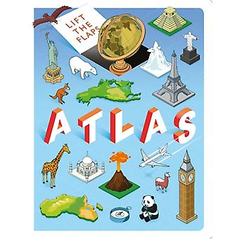 Lift the Flaps Atlas by Igloo Books