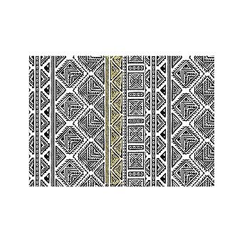 Bohemian National Style Rug Square