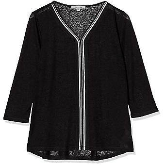 Paragraph CI 88.909.39.5631 T-Shirt, Black (Black 9999), 44 (Manufacturer Size: 38) Woman