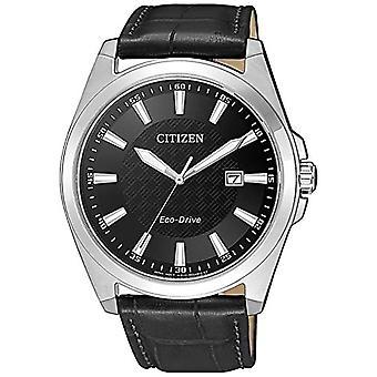 Zegarek analogowy Citizen Kwarcowy man ze skórzanym paskiem BM7108-14E