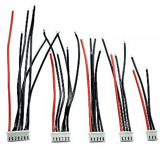 5pcs البطارية توازن شاحن التوصيل خط / سلك / كابل موصل