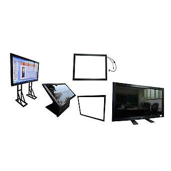 50-дюймовый инфракрасный сенсорный экран Комплект Dual Touch Frame, 50 дюймов Действительно 10 точек