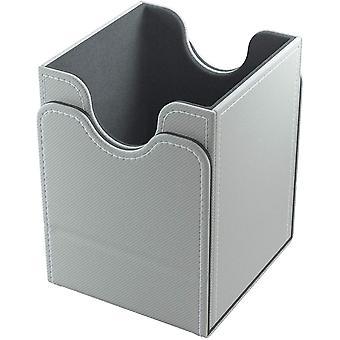 Gamegenic Squire 100+ Convertible Deck Box Blanco