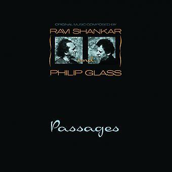 Ravi Shankar And Philip Glass - Passages Vinyl