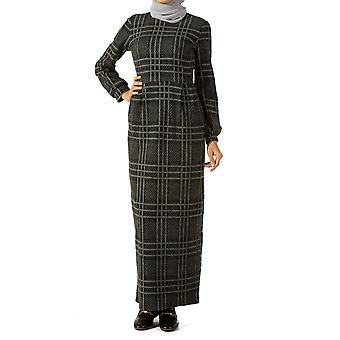 Pleated Dress With Pocket