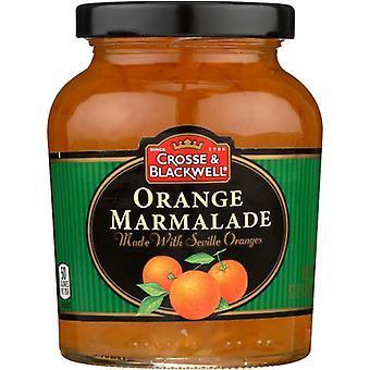 Crosse & Blackwell Marmalade Orange, Caso de 6 X 12 Oz