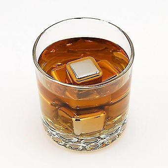 new stainless steel ice cubes sm30638